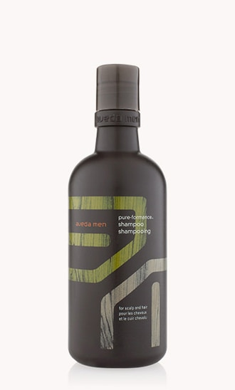 "shampooing pure-formance<span class=""trade"">™</span> aveda men"