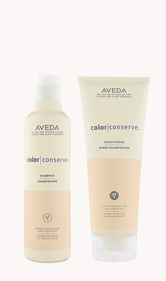 color conserve™	shampoo & conditioner set